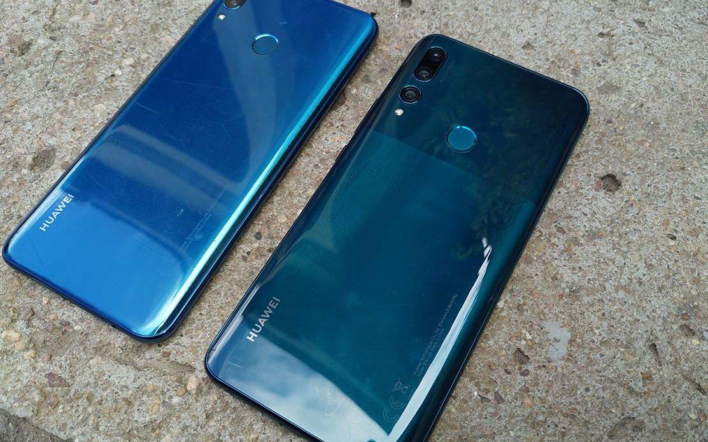 Huawei Y9 comparision