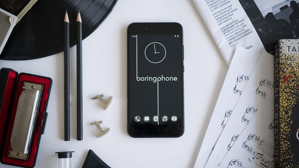 The BoringPhone