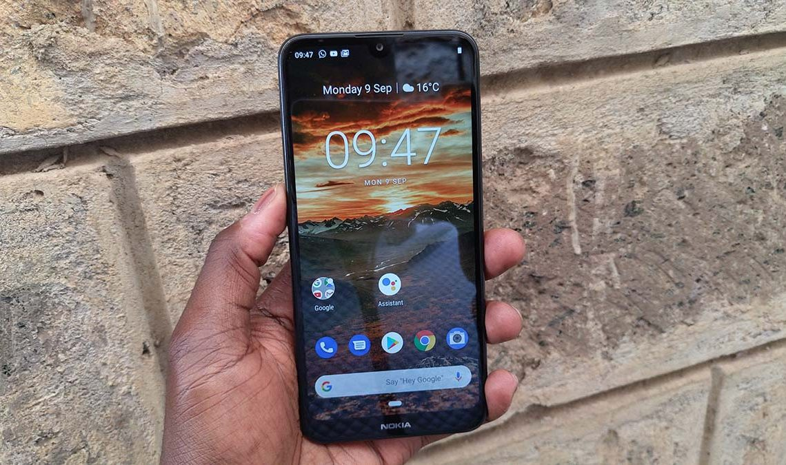 nOKIA 3.2 rEVIEW