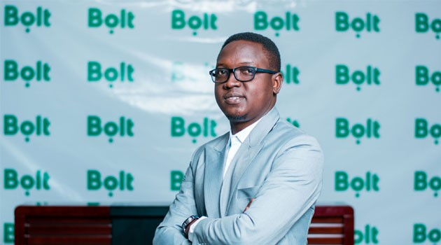 Bolt in Nakuru