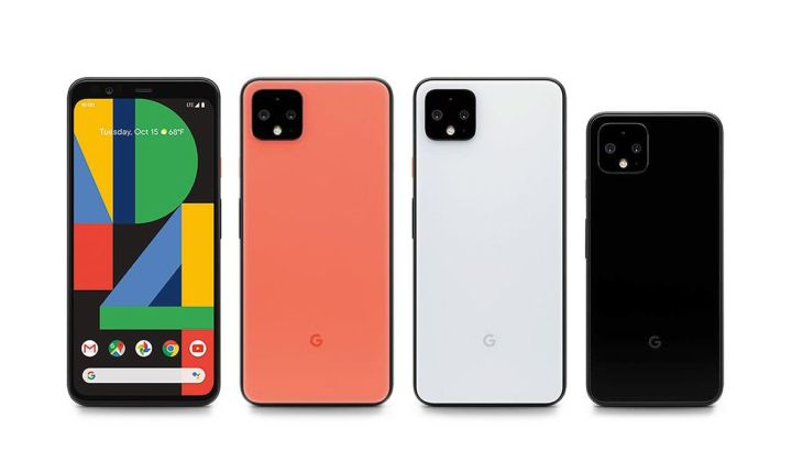 Google Pixel 4 devices
