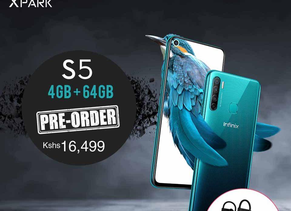 Infinix S5 Pre order