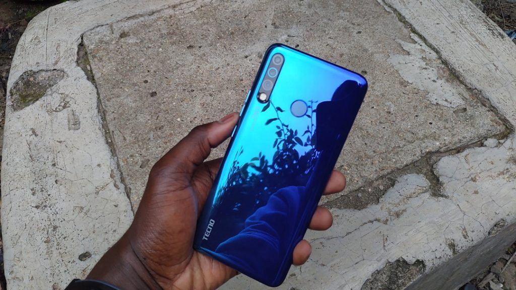 Tecno camon 12 air kenya