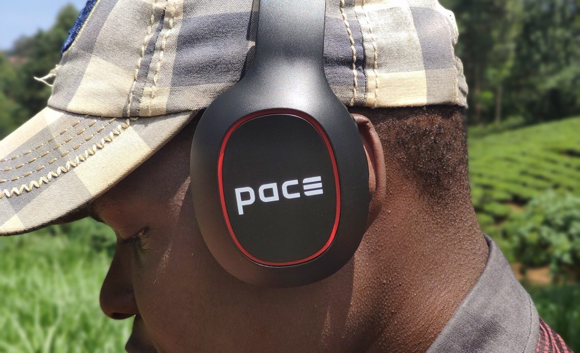 Pace Live Headphones