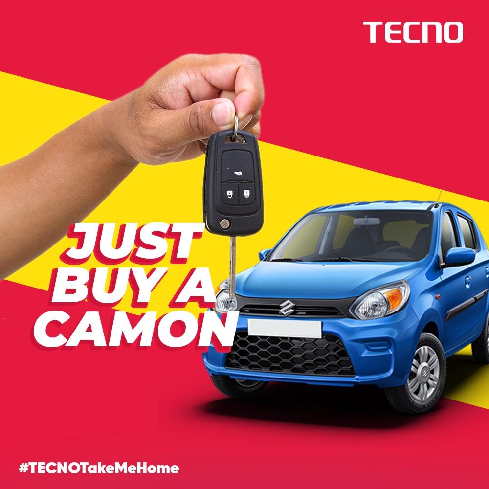 Tecno take me home