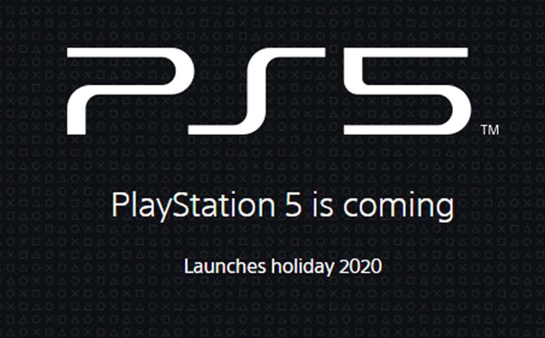 Sony PS5 logo
