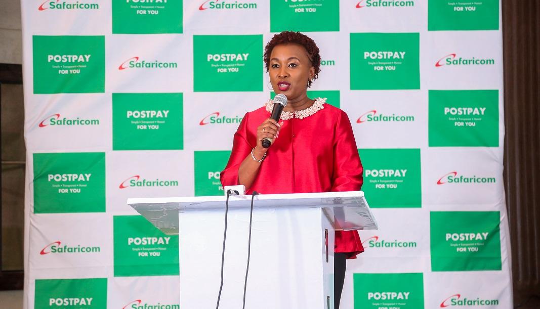 Safaricom postpay