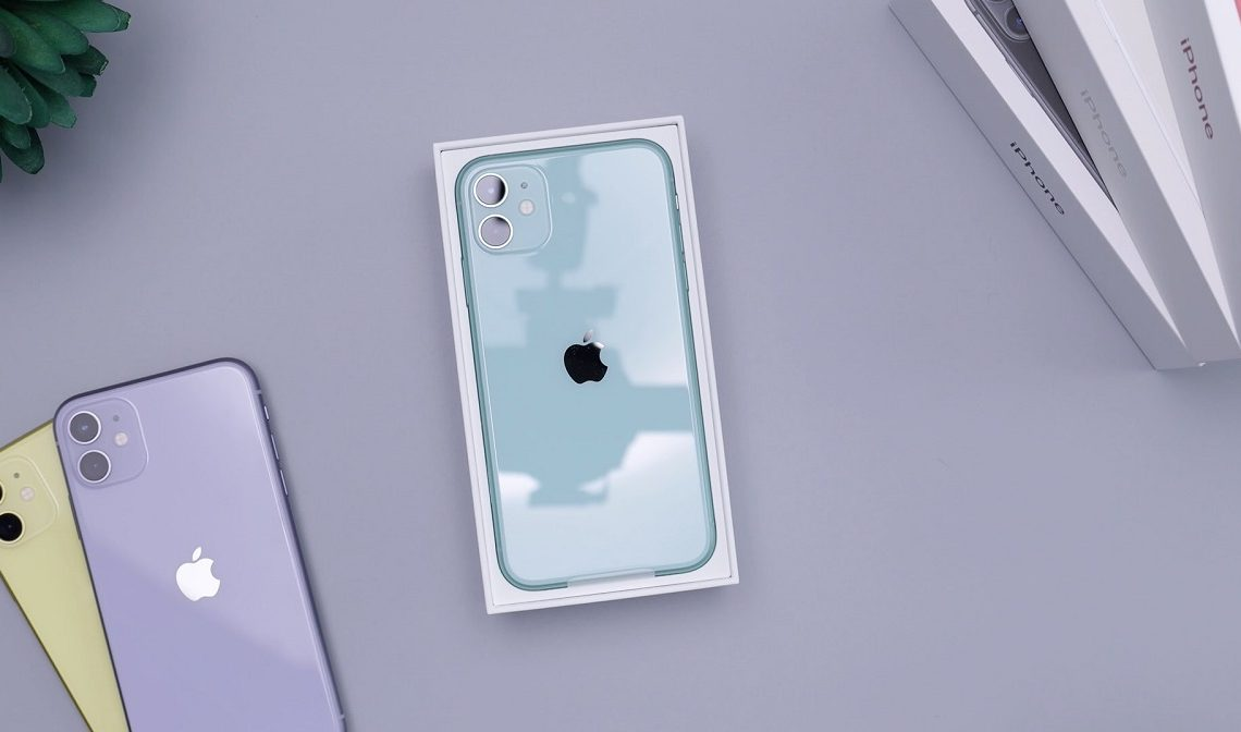 Apple iPhone 11 packed