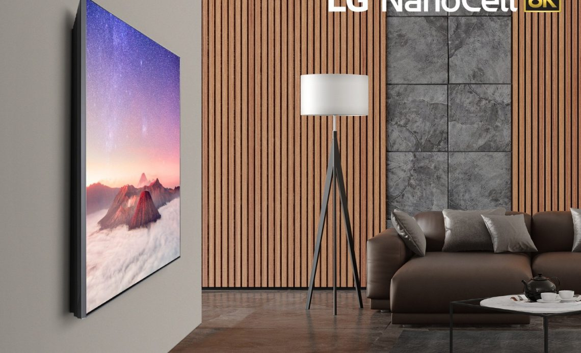 LG Nanoecell TV