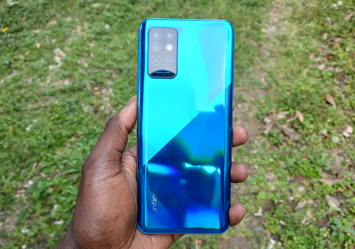 The Infinix Note 8 and Note 8i Smartphones Are Now ...
