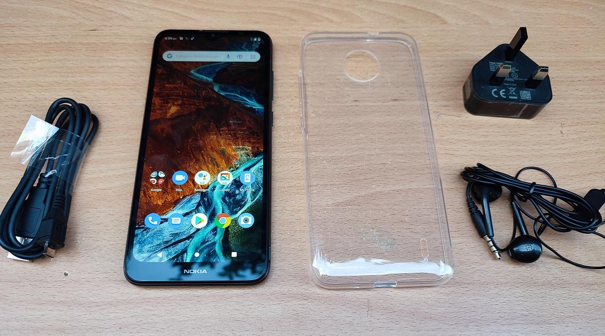 Nokia C10 accessories