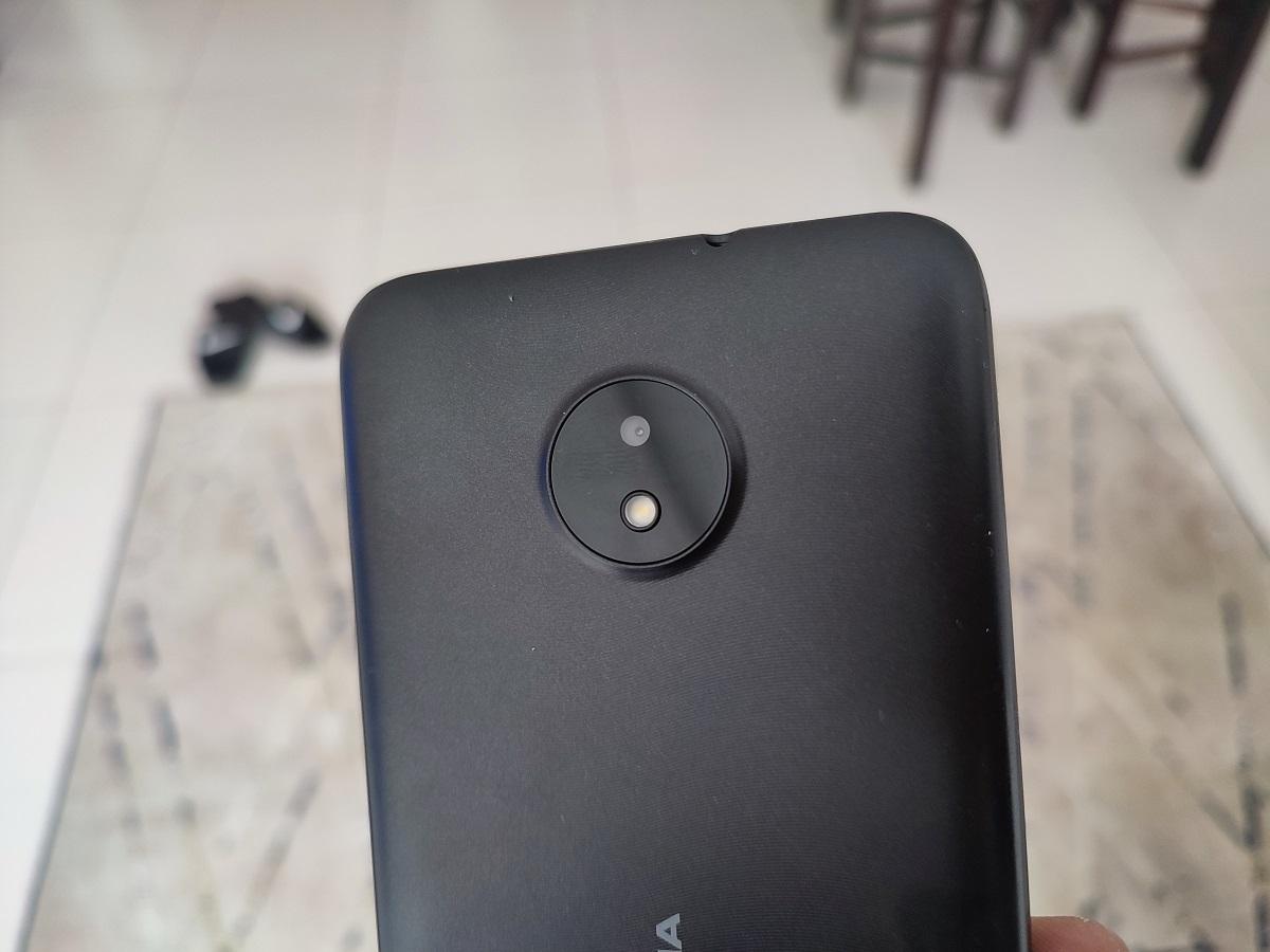 Nokia C10 camera