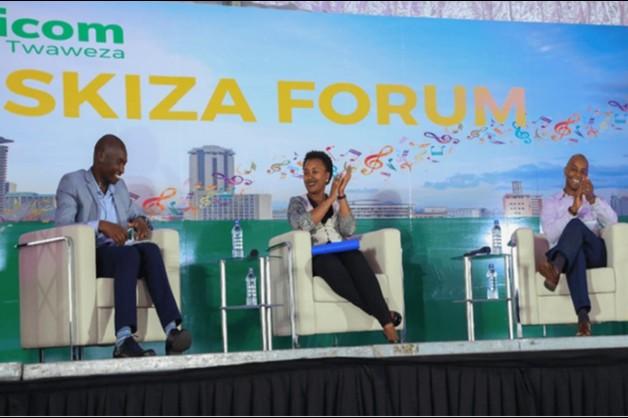 Safaricom Skiza tune