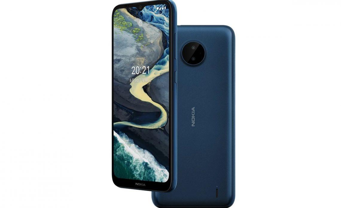 Nokia C20 in Kenya